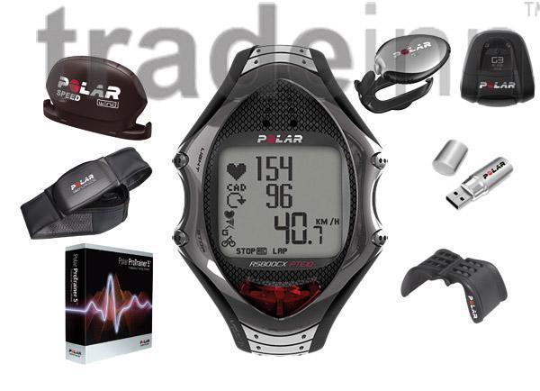 Polar rs800cx pro training edition premium, bikeinn.