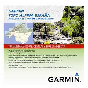 Garmin Topo Alpina Spain Micro SD