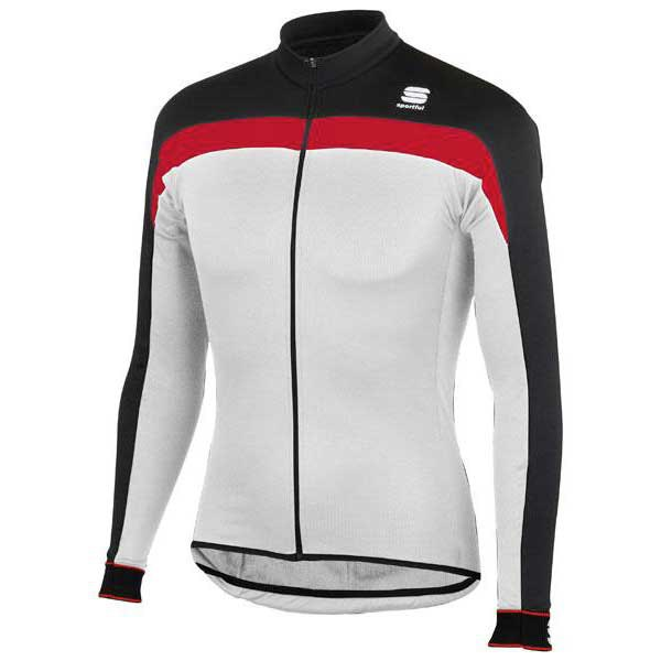 Sportful Pista Ls Jersey Full Zip