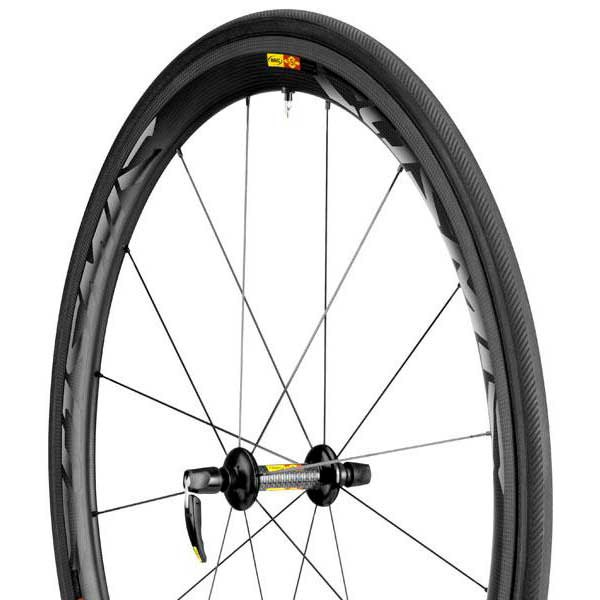 Mavic Cosmic Carbon 40 T Front 2014