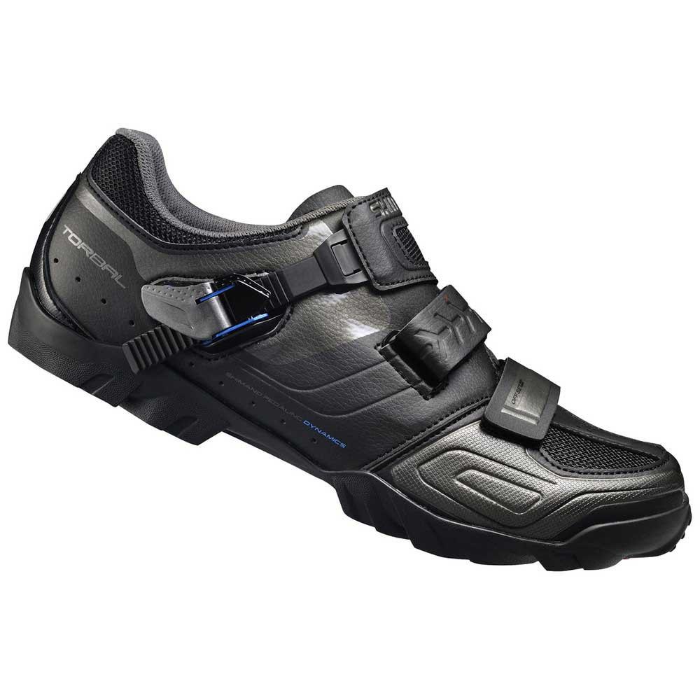 Shimano SH-M089 Scarpe da ciclismo uomo nero