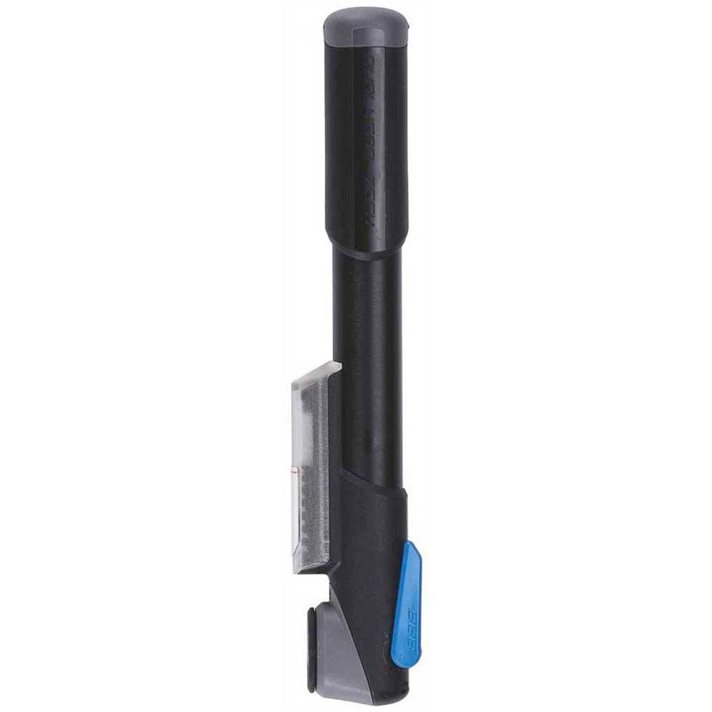 Bbb Mini Windgun Pump Aluminium 250mm Black BMP-57