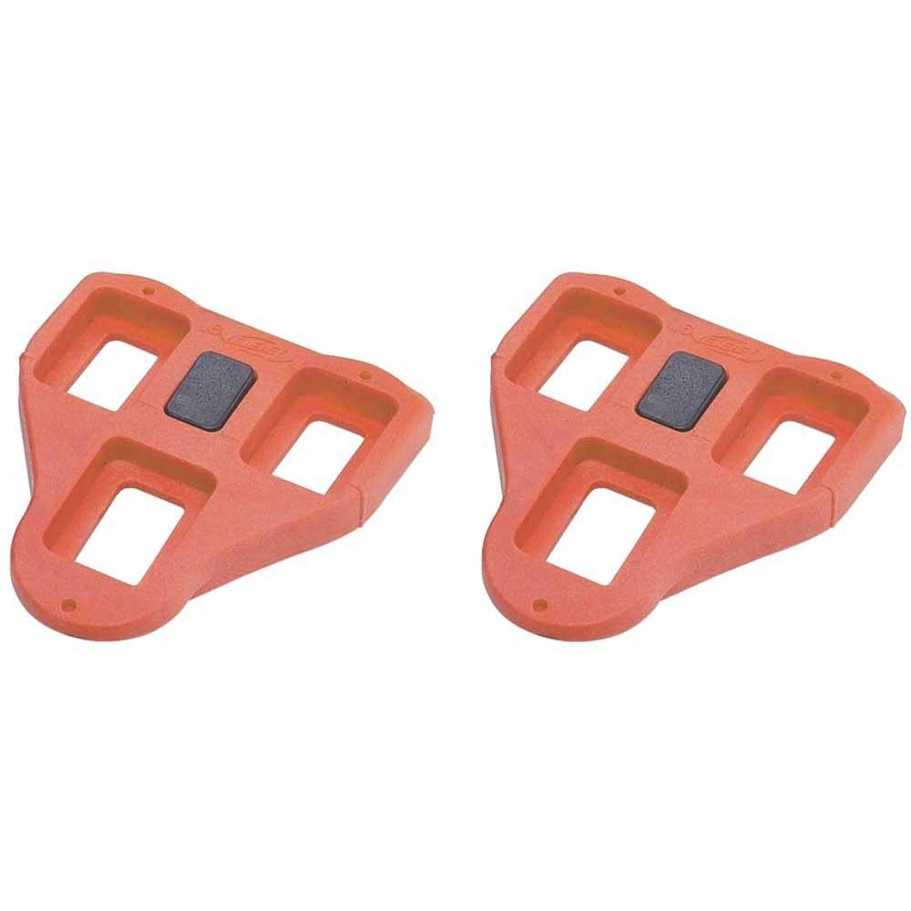 Bbb Cleats For Automatic Road Pedals Red BPD-02A
