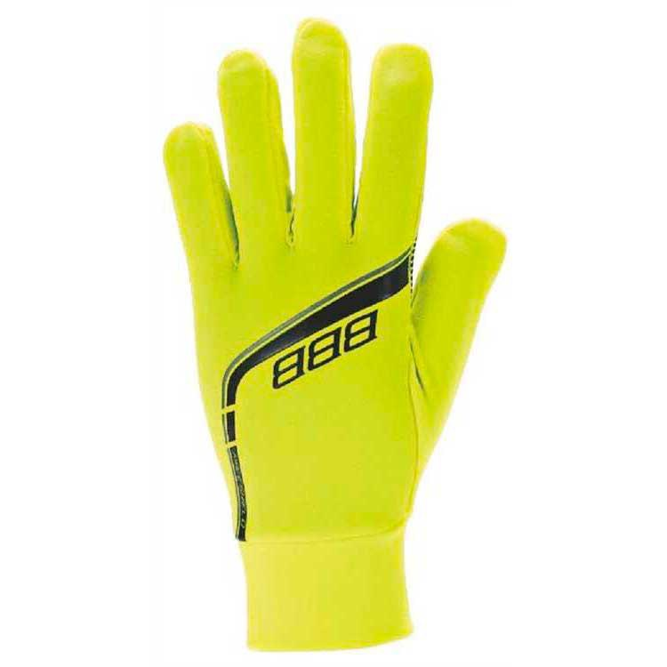 Bbb Raceshield Gloves Neon Bwg-11