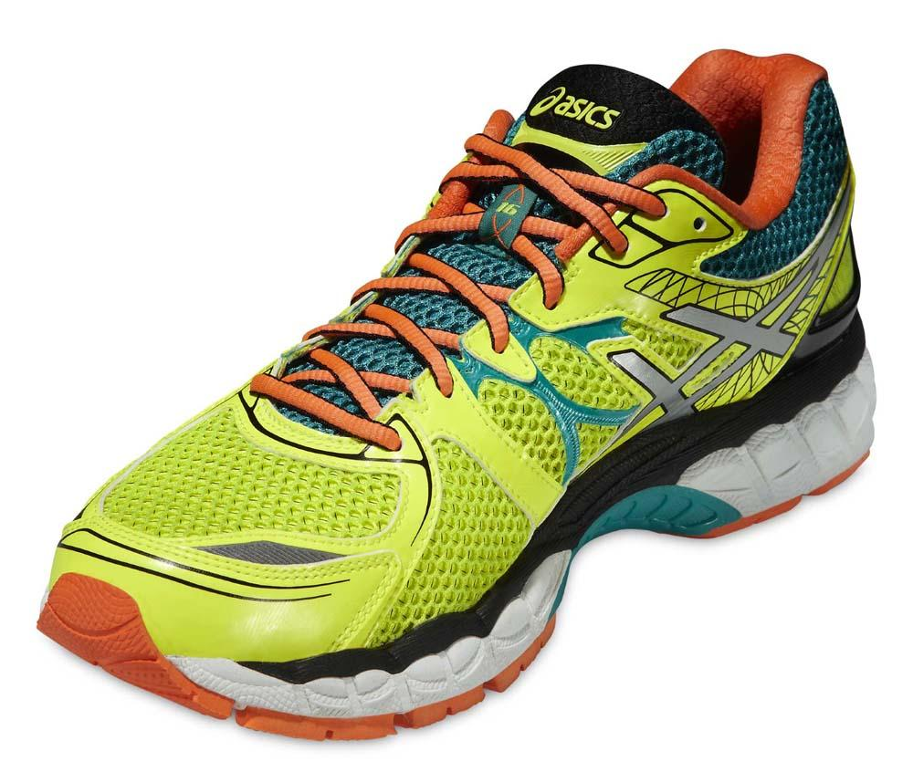 difference between asics gel nimbus 13 and 14 disc