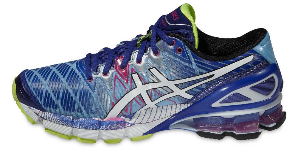UCC182 L'amour Asics Soldes Chaussures de Running Gel Kinsei