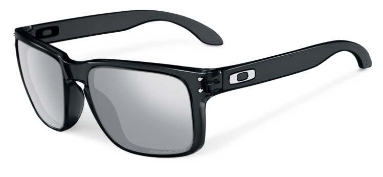 oakley eyewear catalogue  Oakley Holbrook Ink Chrome Iridium Polarized buy and offers on Bikeinn