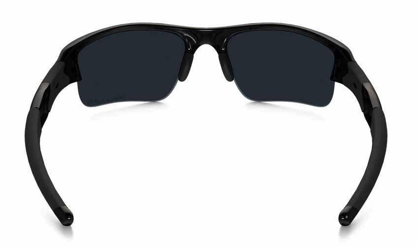 oakley flak jacket sunglasses jet  oakley flak jacket xlj jet black black iridium polarized. oakley