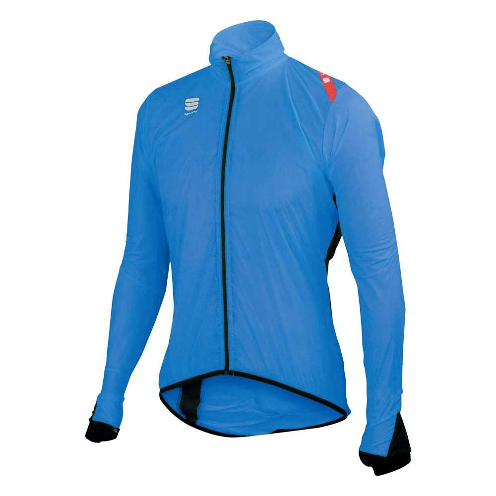 37d8c82fd Sportful Hot Pack 5 Jacket Blue buy and offers on Bikeinn