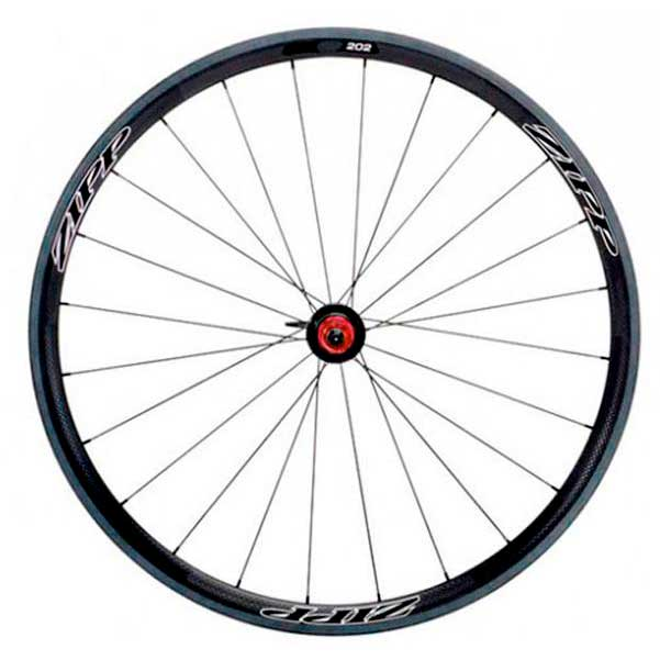 Zipp 202 Firecrest Clincher Rear 24 Spoke Campagnolo