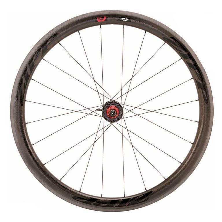 Zipp 303 Firecrest Disc Carbon Clincher Rear 24 Spoke 10/11v Sram