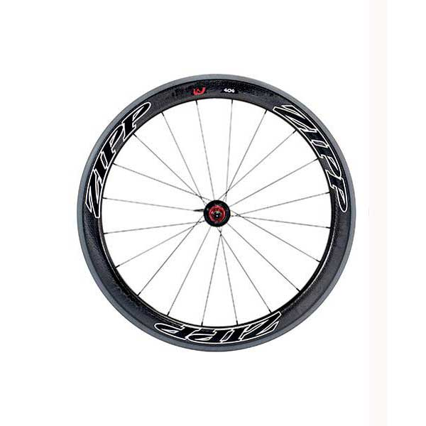 Zipp 404 Firecrest Tubular Rear 24 Spoke Campagnolo