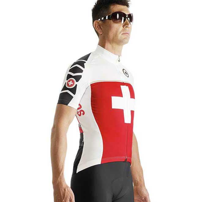 ss-suissefedjersey-evo7, 127.45 EUR @ bikeinn-italia