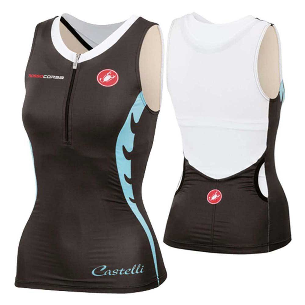 Castelli Body Paint Woman Tri Singlet