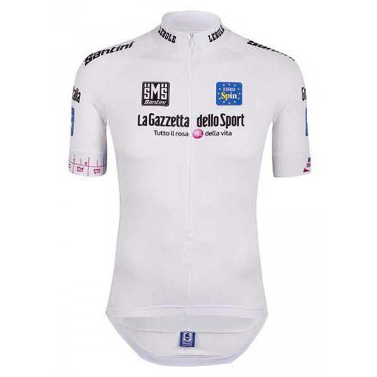 Santini Short Sleeves Jersey Best Young Rider Classification