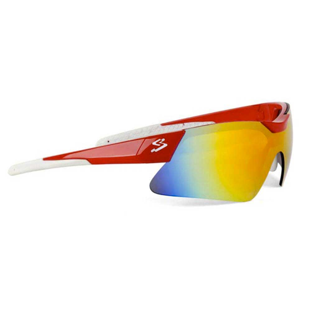 Spiuk Mamba Red Mirror Lenses
