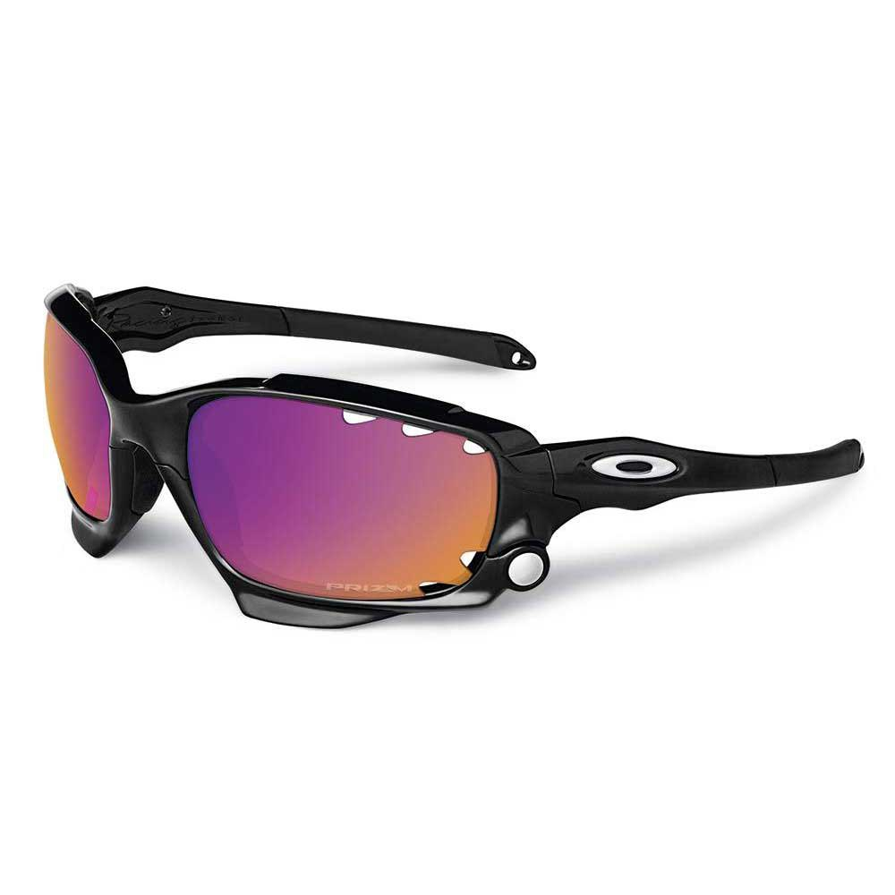 600221d4535 Oakley Racing Jacket Vented Prizm Trail Polished Trail   Clear Vented