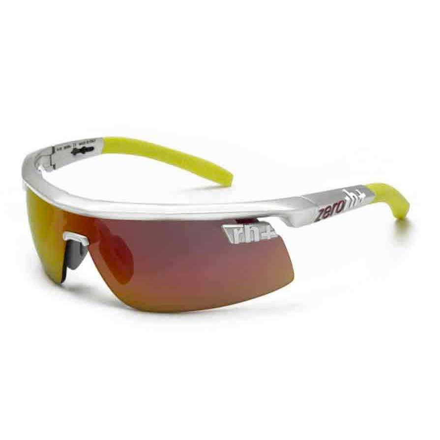 Rh+ Olympo Triple Fit Shiny Fluo Ml Red+clear Lens