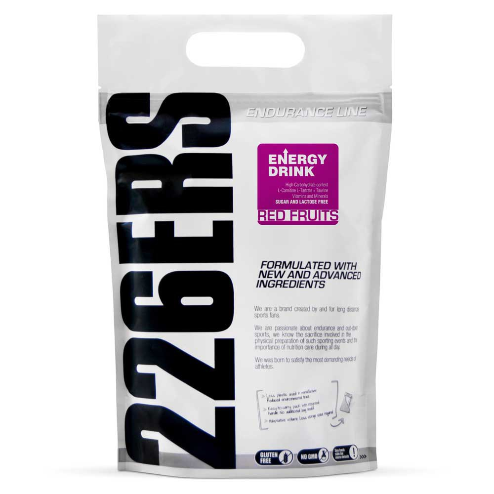 226ers Energy Red Fruits 1000 g
