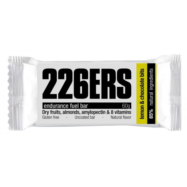 226ers Endurance Fuel Bar Lemon & Chocolate 60 g