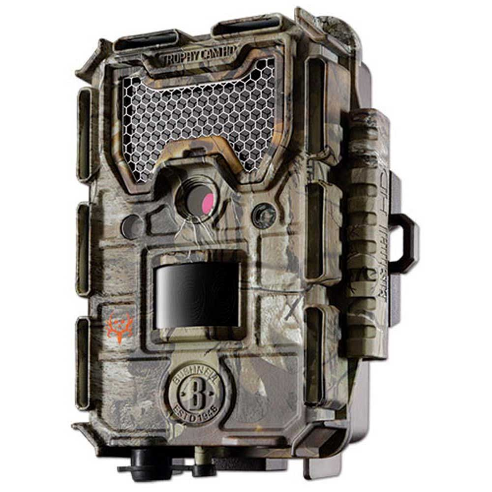 Bushnell 14 Mp Trophy Cam Aggresor HD Realtree xtra Led