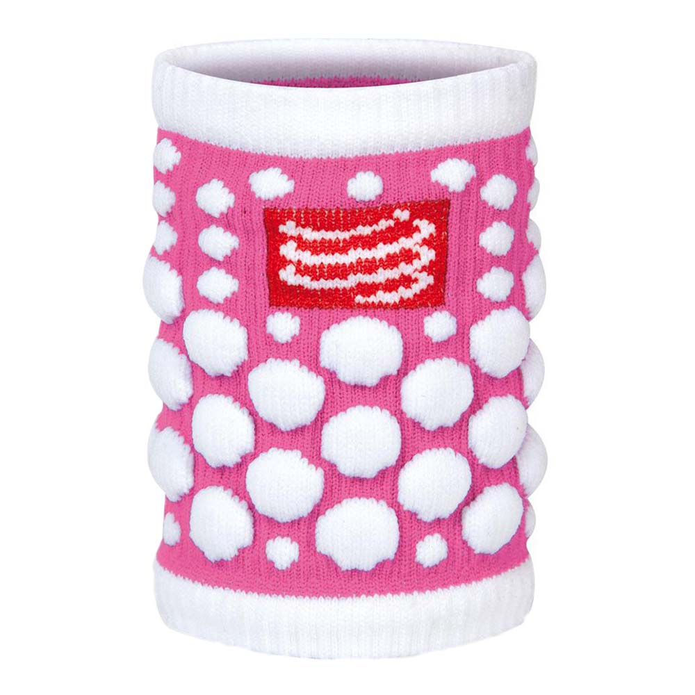 Compressport Sweat Band D Dots White Buy And Offers On Bikeinn