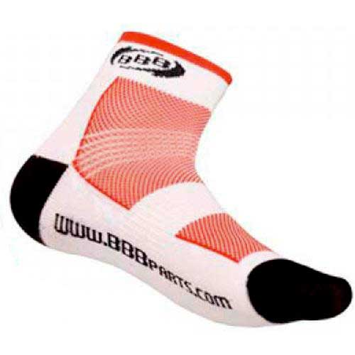 socks-technofeet-bso-01-white-red, 3.95 EUR @ bikeinn-italia