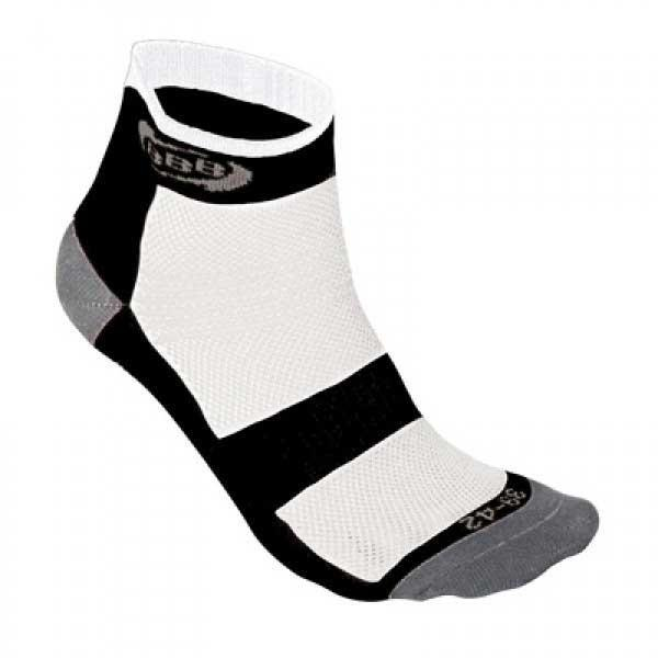 Bbb Socks Technofeet BSO-01 Black/White