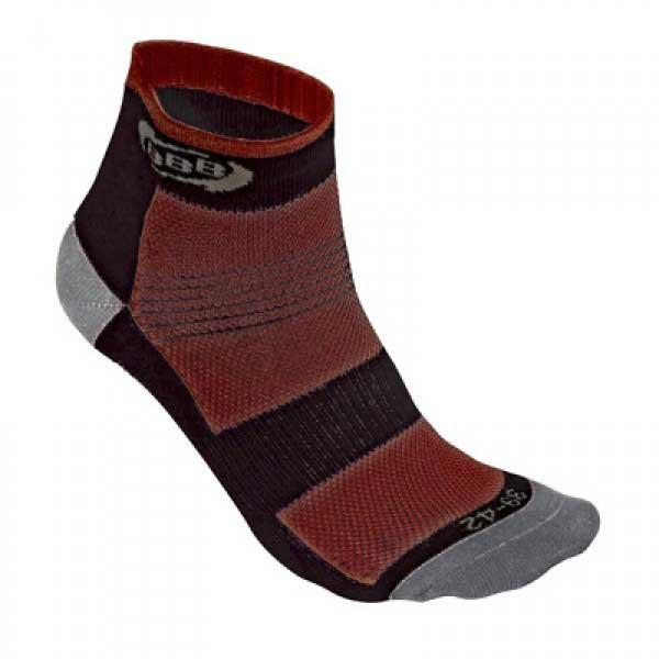 Bbb Technofeet Socks BSO-01 Black/Red