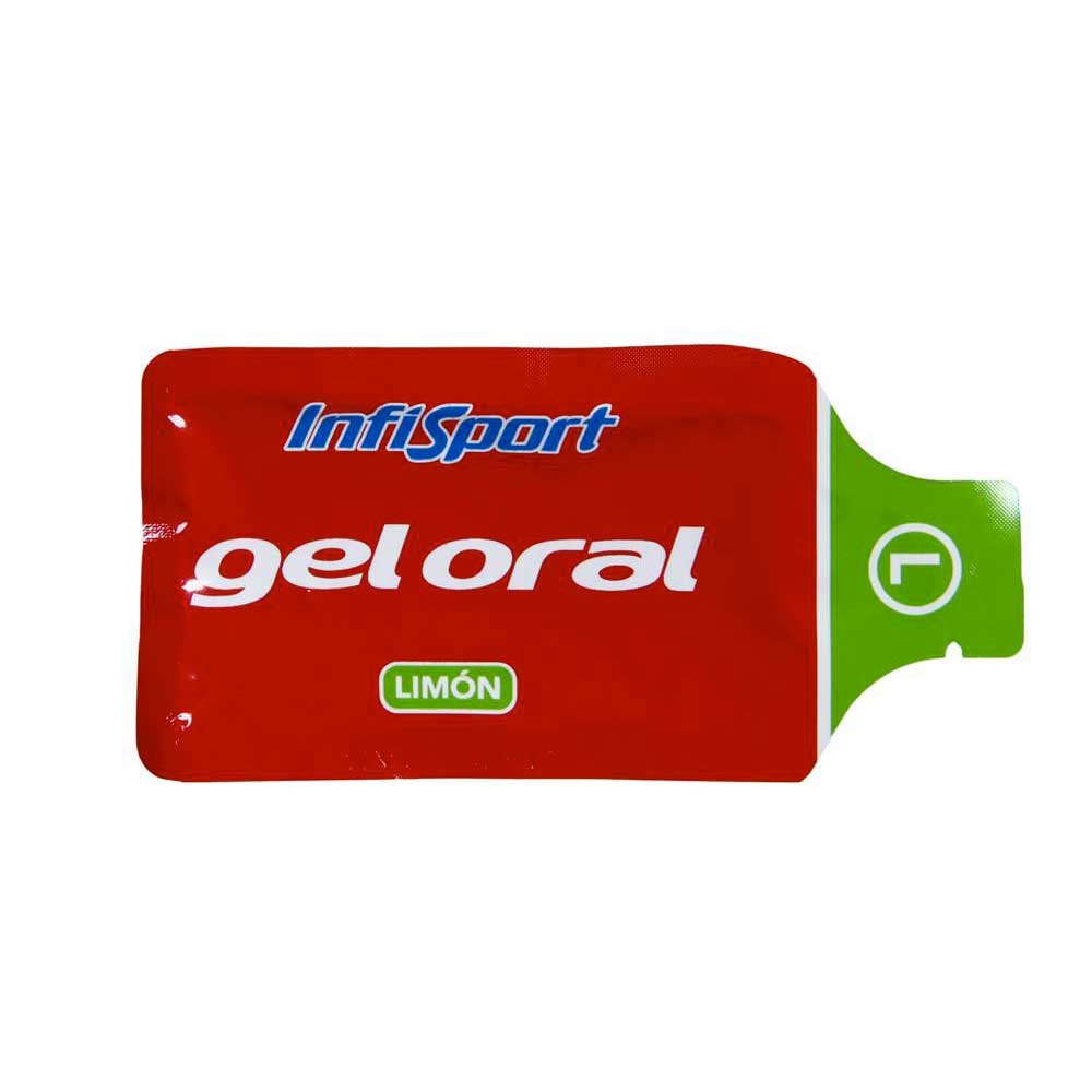 Infisport Gel Envelopes Lemon 20 g