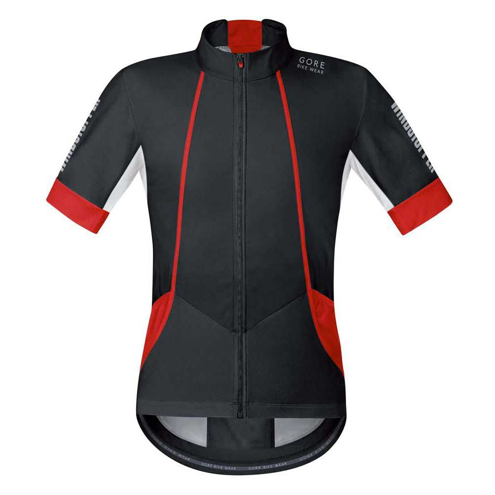Gore bike wear Oxygen Windstopper Softshell S/s Jersey