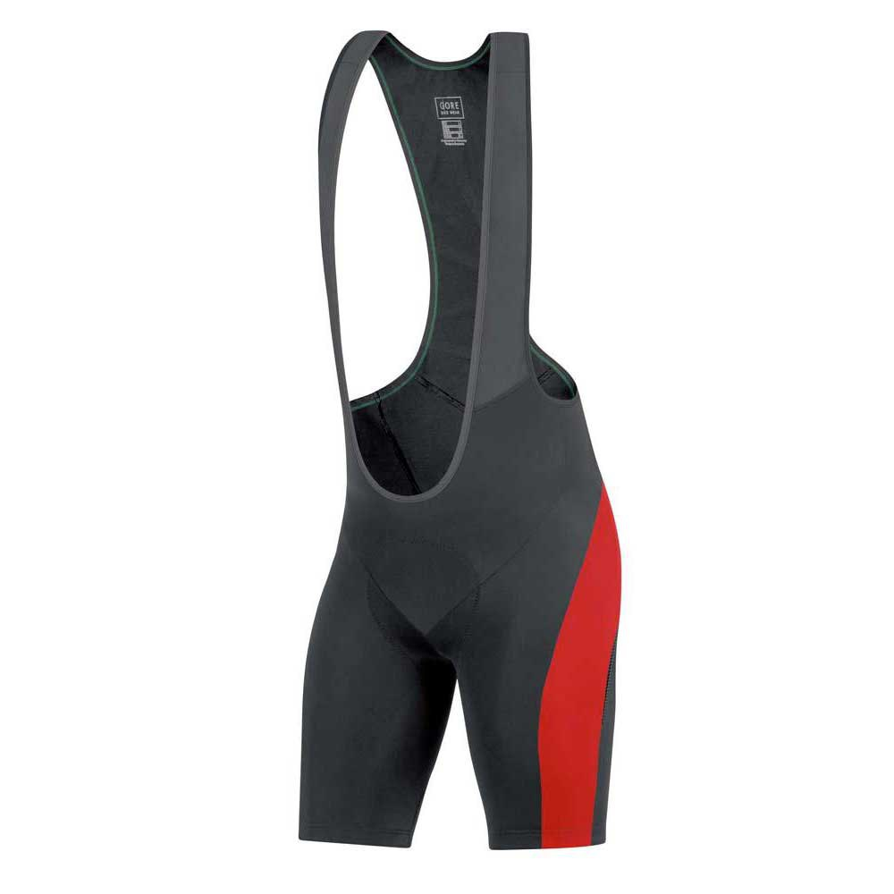 Gore bike wear E With Suspenders Bib Short