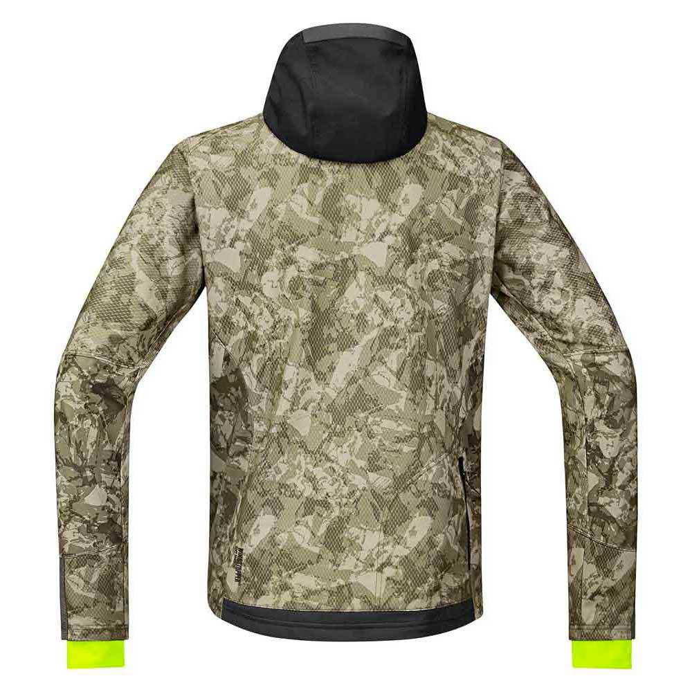 e-urban-print-windstopper-so-jacket, 145.45 EUR @ bikeinn-italia