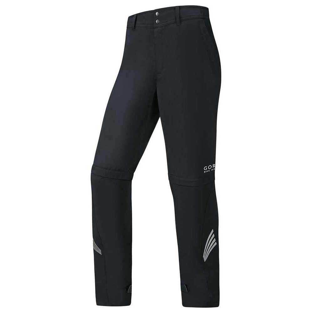 Gore bike wear E Windstopper As Zip-off Pantalones