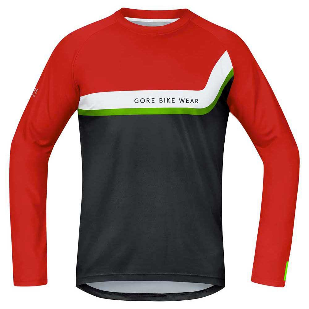 Gore bike wear Power Trail Jersey Long
