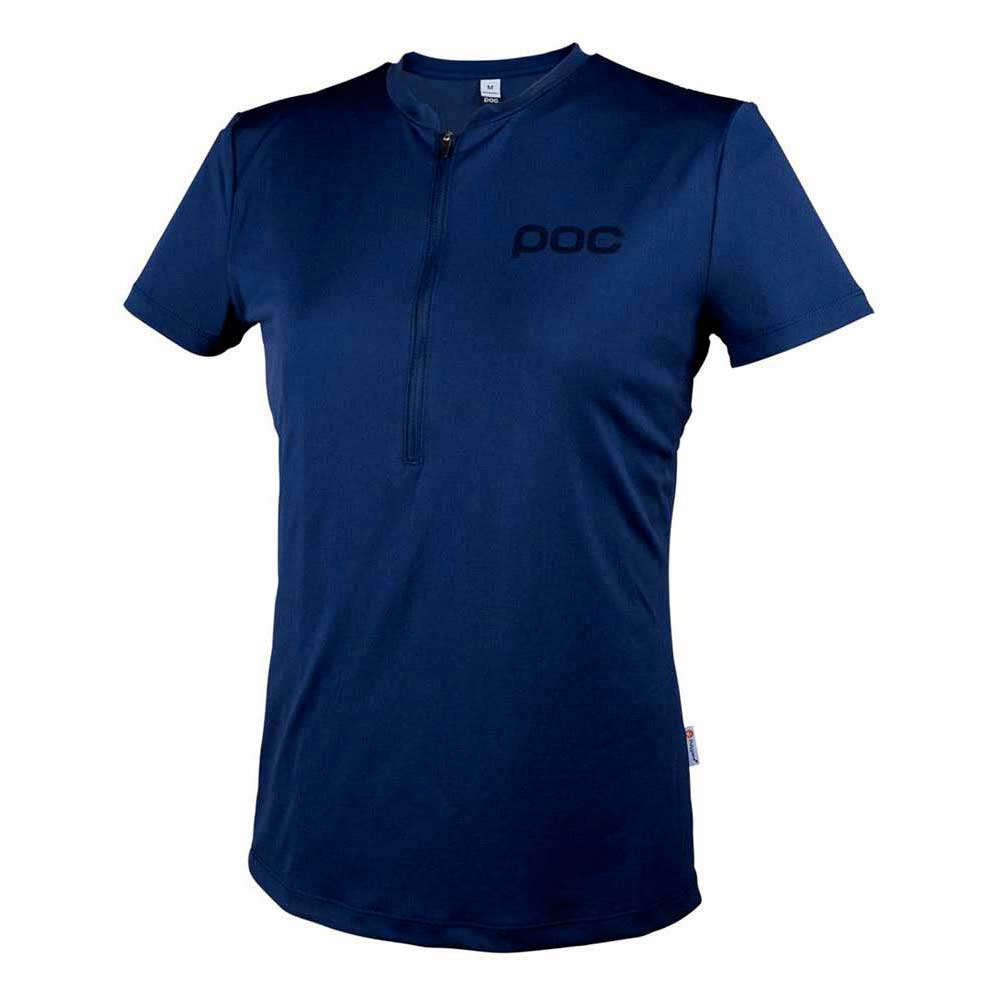 Poc Trail Light Zip Woman Tee