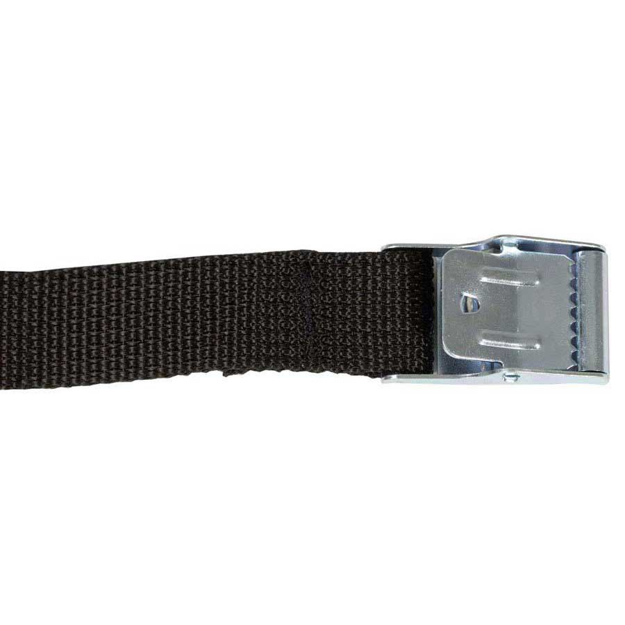 Ortlieb Compression Straps 100x2cm Metal Buckle (Pair)