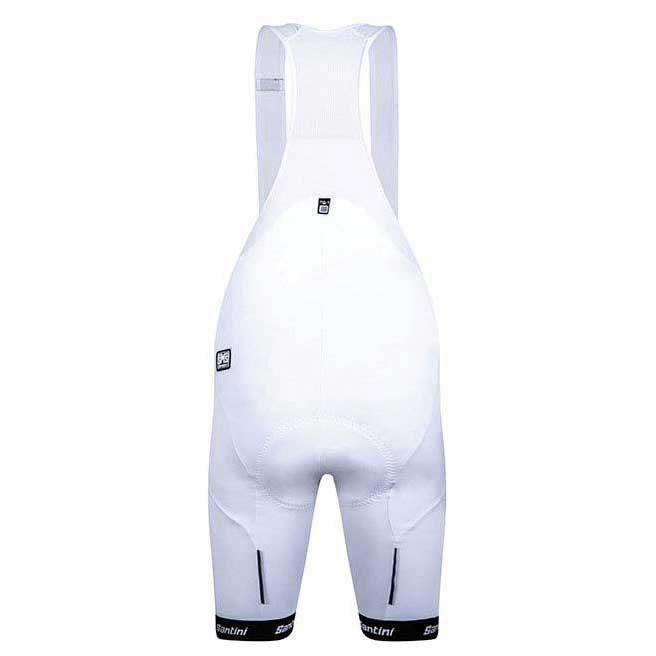Santini Gara 2.0 Bib Shorts White buy and offers on Bikeinn ad714526a