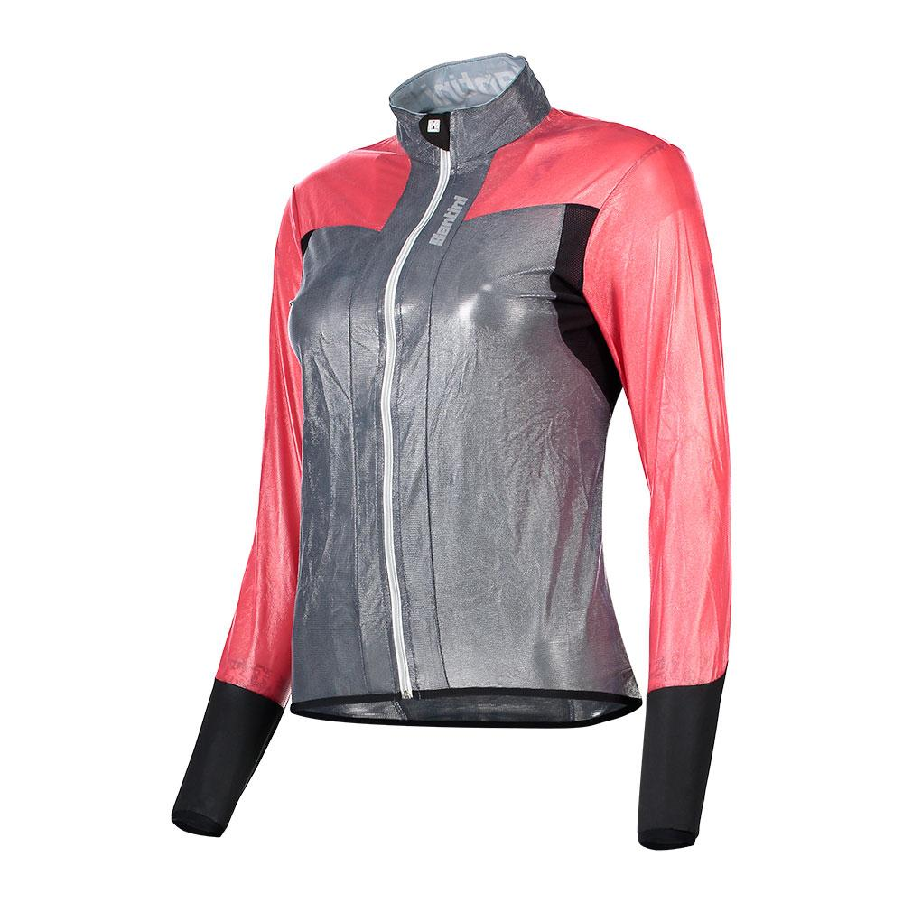 Santini Velo Windbreaker Woman Jacket