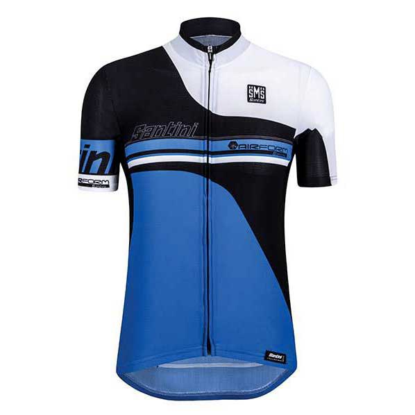 Santini Air Form Short Sleeves Jersey
