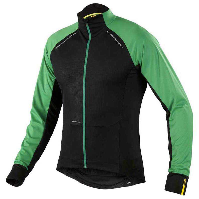 Mavic Cosmic Pro Wind Long Sleeves Jersey