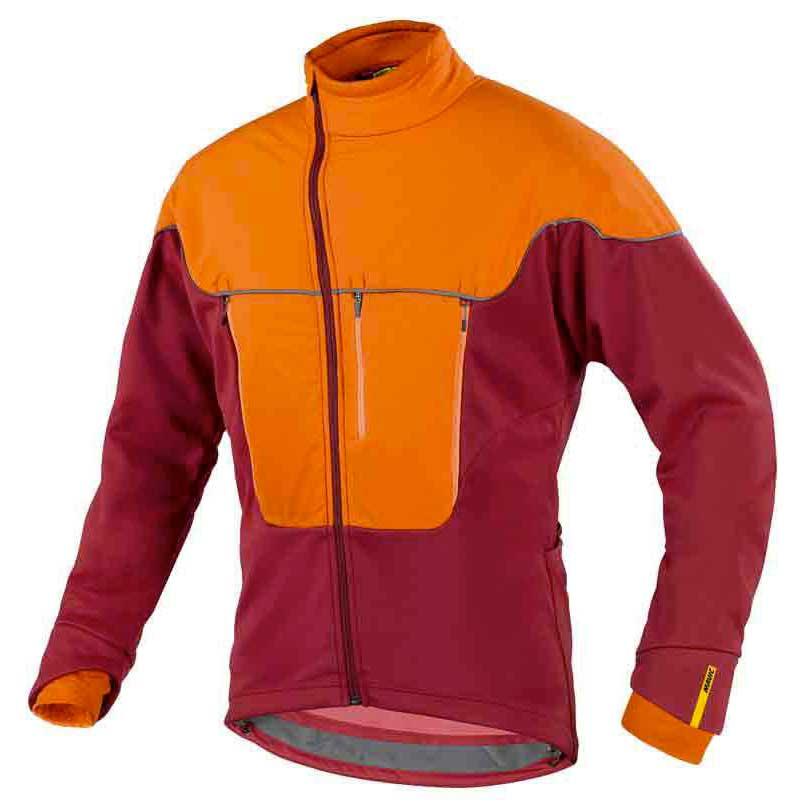 Mavic Ksyrium Pro Thermo Jacket Red buy and offers on Bikeinn 8ec39aa21c