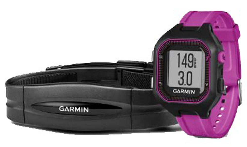 Garmin Forerunner 25 Hr Small