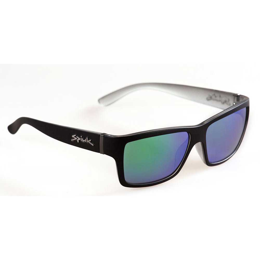 Spiuk Halley With Green Mirror Lenses