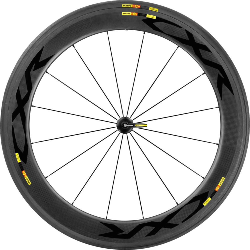 Mavic CXR Ultimate 60 T Front