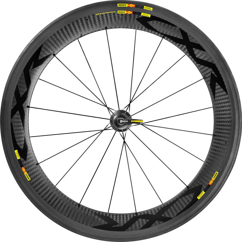 Mavic CXR Ultimate 60 C Rear