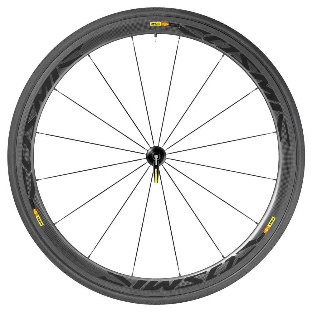 Mavic Cosmic Carbone 40 Tubular Front