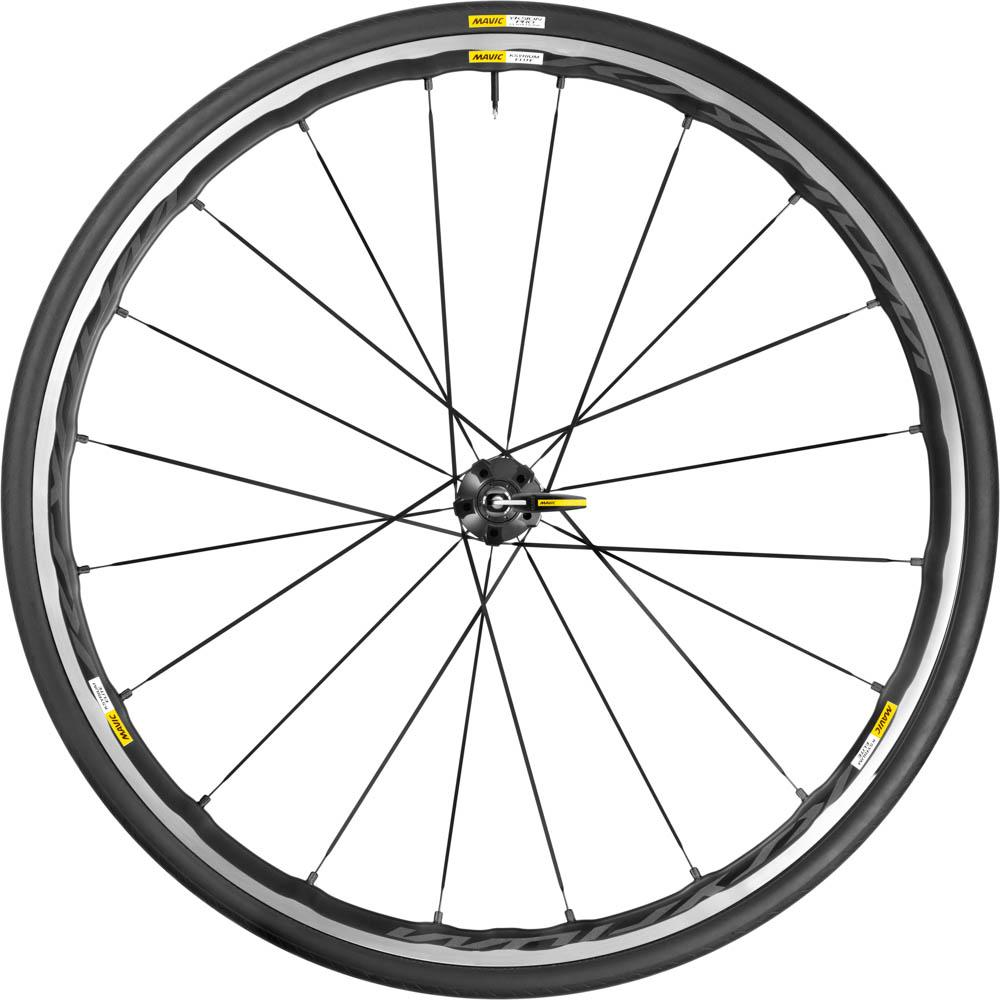 Mavic Ksyrium Elite Black Rear