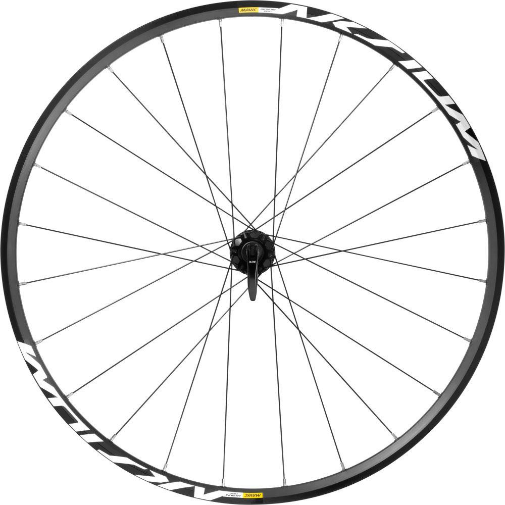 Mavic Aksium Disc Cl Front
