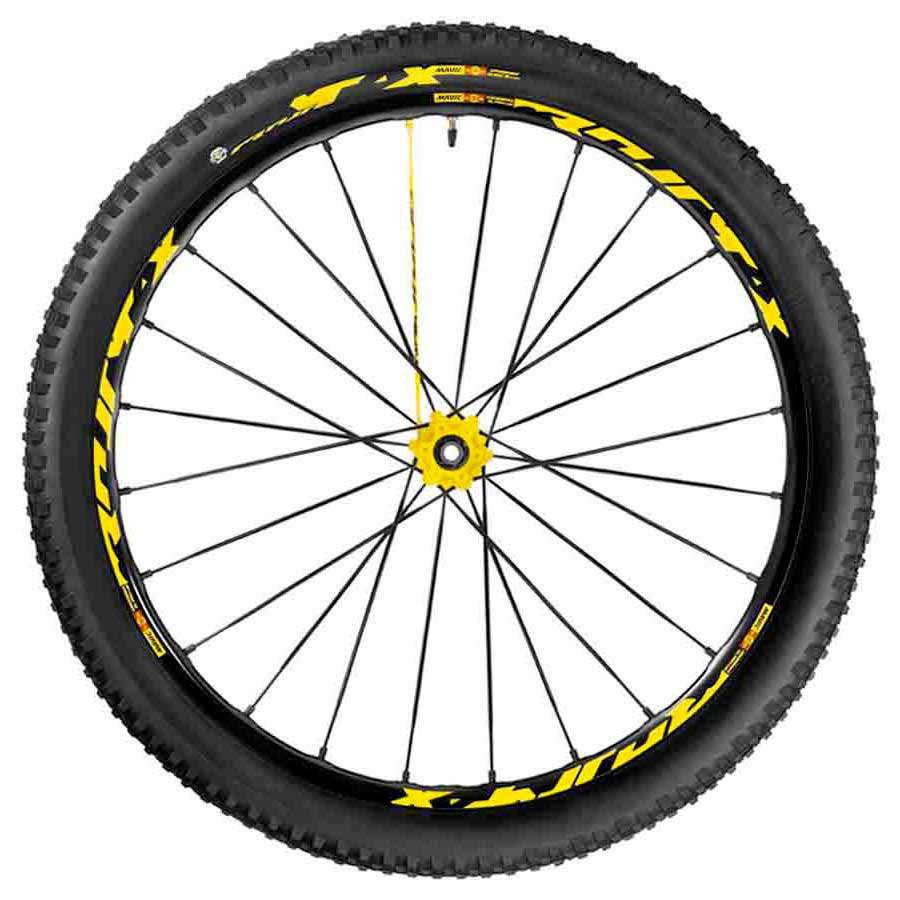Mavic Crossmax Xl Pro Ltd 27.5 Inches Wts Intl 2.4 Rear
